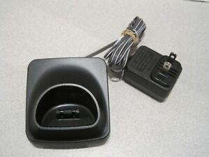 Panasonic PNLC1050 YA Black Phone Charger Base