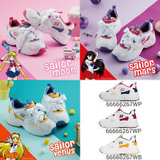Skechers D Lites Airy 2.0 X Sailor Moon / Mars Women Casual Daddy Shoes Pick 1