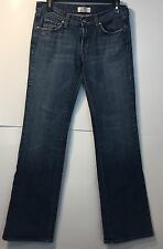 DPD Deluxe woman's Premium Denim Jeans Size 28 Medium Wash easy straight  (D16)