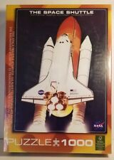 The Space Shuttle 1000 Piece Jigsaw Puzzle by Eurographics
