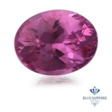0.93 ct. Oval Natural Pink Sapphire ~ 6 x 5 mm