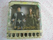 1997 Ken & Barbie Dolls as Romeo & Juliet #19364 Mattel Limited Edition