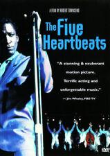 NEW! ~ The Five Heartbeats (DVD, 1991, Widescreen) MOTOWN w/ Robert Townsend