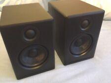 AUDIOENGINE 2+ POWERED ACTIVE SPEAKERS PAIR black AUDIO used USB PC MAC MUSIC 2