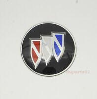 1Pcs 65mm Auto Rad Nabendeckel Emblem Abdeckung Aufkleber Plakette für Buick