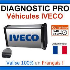 Valise de Diagnostic PRO pour IVECO - MPM COM AUTOCOM DELPHI KTS ELM327 VCDS