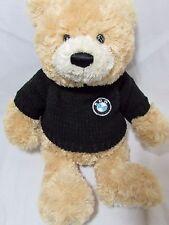 "Gund Plush BMW Teddy Bear Made Exclusively for BMW 14"" Tall Super Soft"
