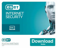 ESET Internet Security 2021 | Variantenartikel | ESD | Autorisiert. ESET-Händler