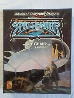 AD&D Advanced Dungeons and Dragons 2nd Edition SpellJammer Box Set