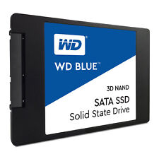 "Western Digital WD Blue 3D NAND SSD SATA 2.5"" 6Gb/s 1TB WDS100T2B0A *NEW MODEL*"