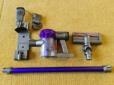 Dyson V6 Cord Free Cordless Vacuum Cleaner Handheld Purple