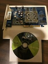 evga 256 A8 N313 BE EVGA NVIDIA GeForce FX5500 256MB AGP DVI VGA Video Card 256-