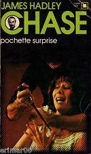Pochette surprise // James Hadley CHASE // Carré Noir // Policier