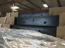 """(10)18"""" Flat Steel Stakes For Concrete Forms"""