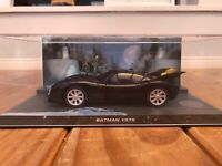 Movie Car Batman #575 Batmobil Detective Magazine Series Comics Modell 1:43