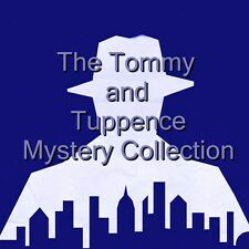 The Tommy and Tuppence Mystery Collection Over 36 Hours - MP3 DOWNLOAD