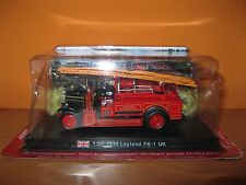 Fire Truck Leyland FK - 1 1:50 - United Kingdom - 1934 NEW !!!