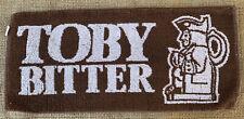 Vintage Toby Bitters British Bar Towel