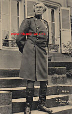 Postkarte: Gottlieb Graf von Haeseler- Originalunterschrift.