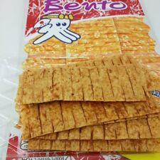 Bento thai snack squid mixed surimi seafood sweet&spicy flavor delicious 20 g.