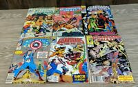 Vintage Guardians of the Galaxy Comics LOT OF SIX