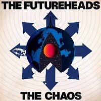 THE FUTUREHEADS The Chaos (2010) Limited Edition 13-track CD album NEW/SEALED