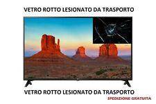 LG 55UK6400 Tv Vetro Rotto Led 55'' Ultra Hd 4k Smart Tv Wi-Fi Hdr