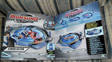 BOX ANIME/MANGA MONSUNO-ARENA DA COMBATTIMENTO STRIKE COMBAT BATTLE SET beyblade