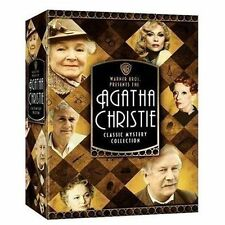 Agatha Christie Classic Mystery Collection (DVD, 8-Disc Set) VG-1859-145-017
