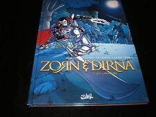 Morvan / Bessadi / Trannoy / Color Twins : Zorn et Dirna 1 : Les laminoirs 2012