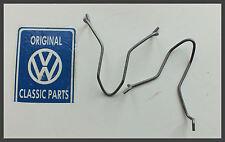 VW MK2 Golf - Genuine OEM - Handbrake Cable Holder Clips 2 Pcs