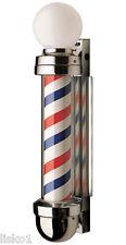 "William Marvy Model 405 Barber Pole 24"" x 6"" 2- LIGHT"