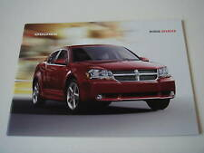 Chrysler . Dodge Avenger . 2007 Sales Brochure