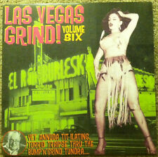 LAS VEGAS GRIND Vol 6 LP Jaguars El-Capris Lonnie Brooks Kinfolks back grave NEW