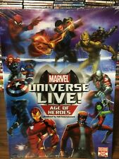 Marvel Universe Live Age Of Heroes Second Edition Program