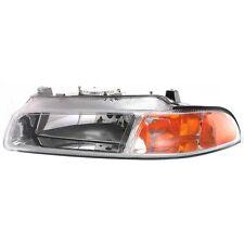 Headlight For 95-2000 Dodge Stratus Chrysler Cirrus Driver Side w/ bulb