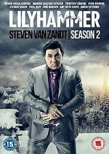 LILYHAMMER Stagione 2 Serie Completa BOX 3 DVD in Inglese NEW PRENOTAZ.