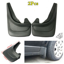 1Pair Black ABS Soft Plastic Mud Guard Auto Car Splash Mudflaps Fender Protector