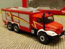 1/87 Herpa MB Zetros TLF Ziegler Design Feuerwehr 049993