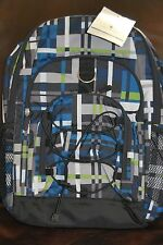 NWT Pottery Barn Teen Gear Up Collection backpack  17 in high 14 wide