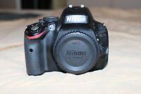 Nikon D5100 digital kamera Gehause body alles OK! 26000 auslosungen