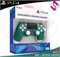 MANDO PS4 DUALSHOCK ALPINE PLAYSTATION 4 SONY VERDE 100% ORIGINAL COLECCIONISTA