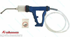 50ml CONTINUOUS DRENCH GUN - CATTLE SHEEP GOATS ORAL & POUR ON  ANIMAL HUSBANDRY