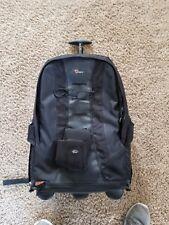 Lowepro Rolling Compu Trekker Plus Camera Bag nice