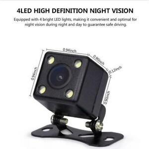 HD Car Reversing Parking Camera Rear View LED Sensor Reverse Cam Waterproof New