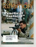 American Rifleman Magazine April 2004 Practical Tactical Remington Barrett