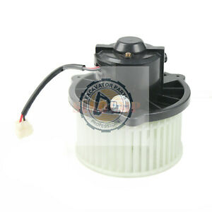 R210LC-7 R200-7 Heater Fan Blower Motor for Hyundai Excavator, 6 month warranty