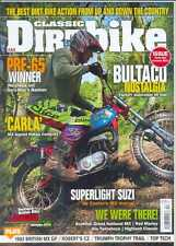 CLASSIC DIRT BIKE-No.44-(NEW COPY) *Post included to UK/Europe/USA/Canada