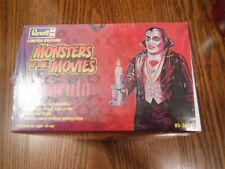 85-3634 discontinued 1999 issue Revell Monsters of the Movies Dracula model kit