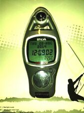 Silva adC viento viento cuchillo termómetro resistente al agua/sumergible Timer brújula nuevo